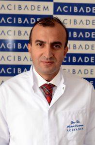 DOÇ. DR. AHMET KARAMAN (İHA/KAYSERİ-İHA)